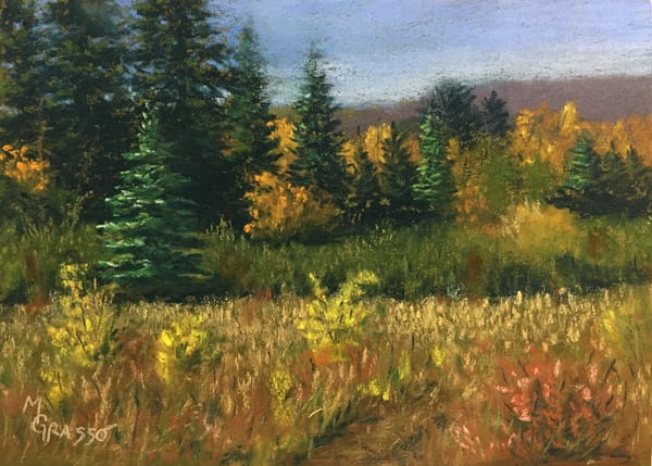 Colors Of Fall Art | Mark Grasso Fine Art