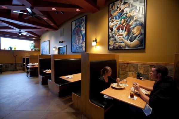Addison's Restaurant    David Spear