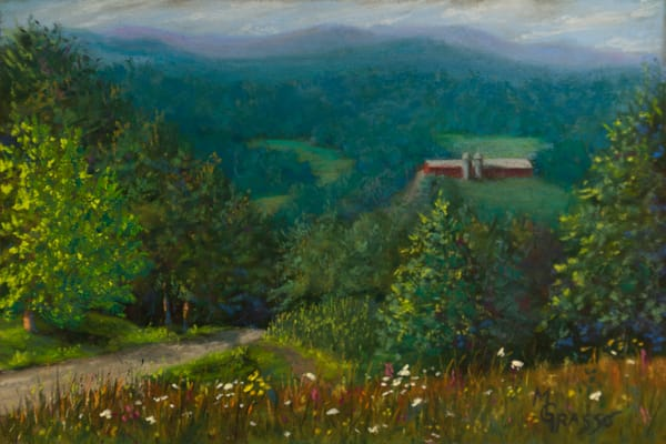Down In The Valley Art | Mark Grasso Fine Art