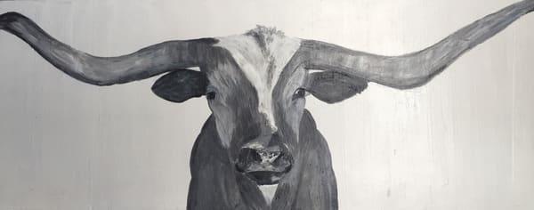 Longhorn Art | kellymerkurart