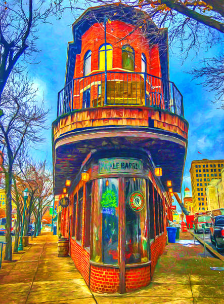 Pickle Barrel Photography Art | draphotography