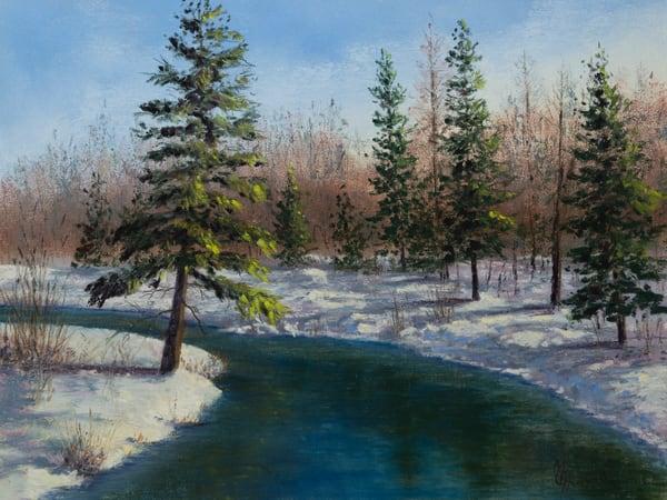 Winters End Art | Mark Grasso Fine Art