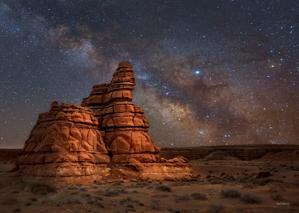 Desert Nightscapes