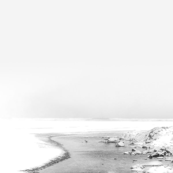 Creek In Snow  Art | capeanngiclee