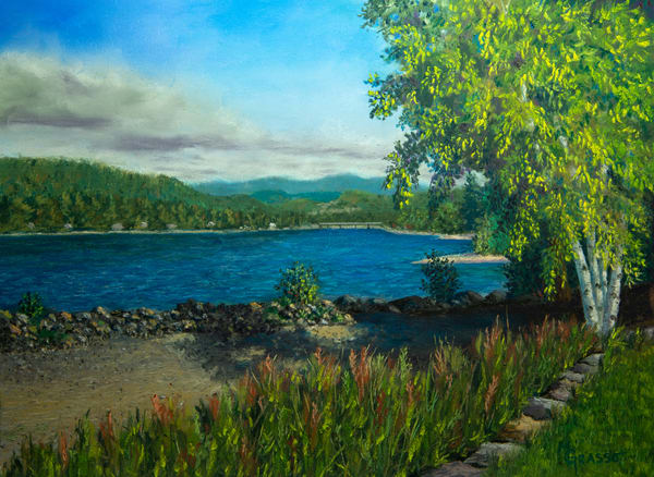 End Of Summer Art | Mark Grasso Fine Art