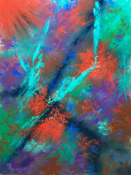 Red Light Visions Art | Mark Grasso Fine Art