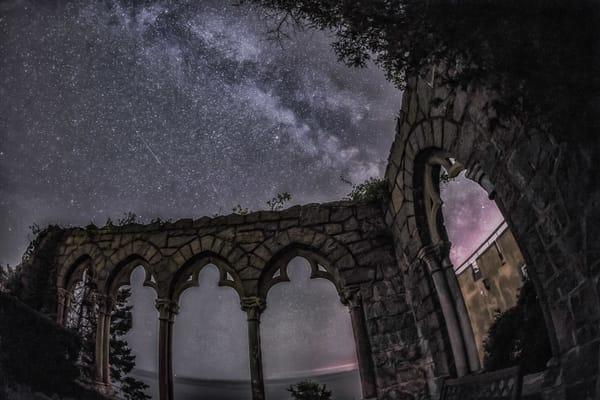 Hammond Castle, Milky way