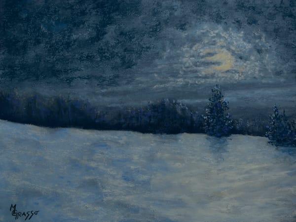 Winter Solstice 2 Art | Mark Grasso Fine Art