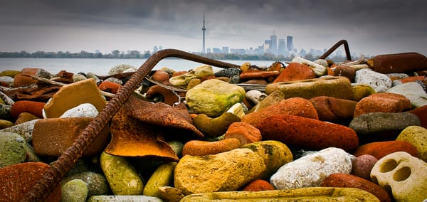 View From The Spit Photography Art | Robert Leaper Photography