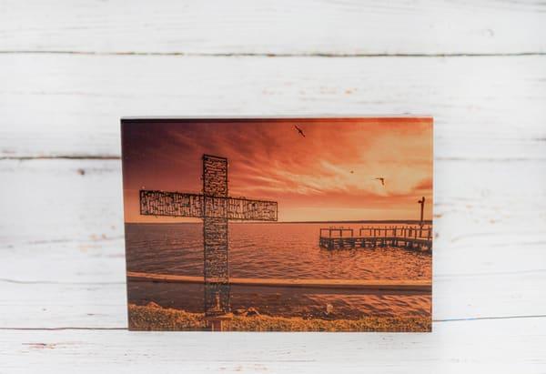Cross Acrylic Print   draphotography