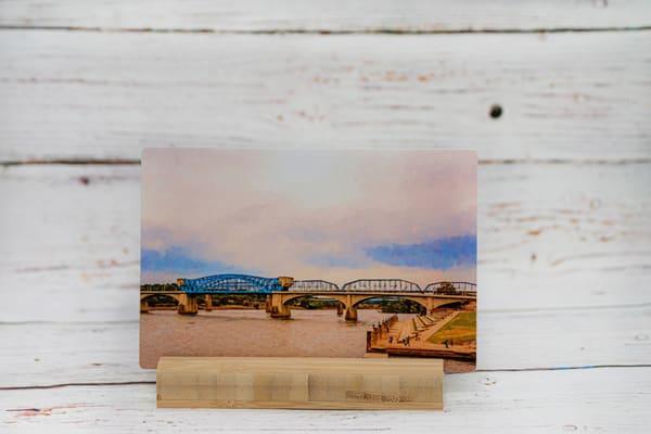 Riverfront Metal Print | draphotography