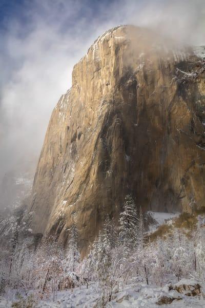 El Cap Quintessential Yosemite by Charlotte Gibb