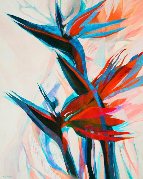 Bird Of Paradise Art | House of Fey Art