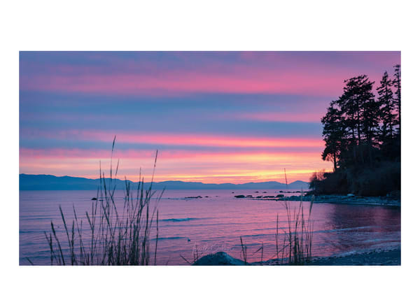 Whiffin Spit Sunset | Terrill Bodner Photography