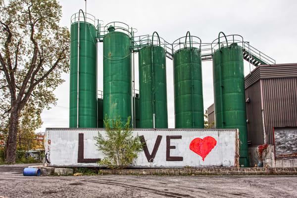 Industrial Love - Prints