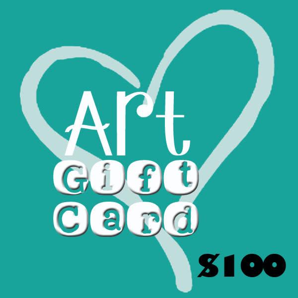 $100 Gift Card | Dorothy Fagan Joy's Garden