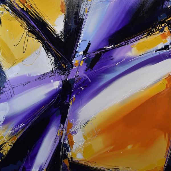 Rhapsody #2 Art | Michael Mckee Gallery Inc.