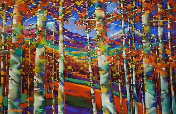 Aspen Walk Art | Michael Mckee Gallery Inc.
