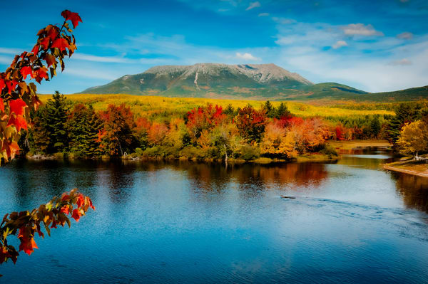 Abol Katahdin Photography Art | Monteux Gallery