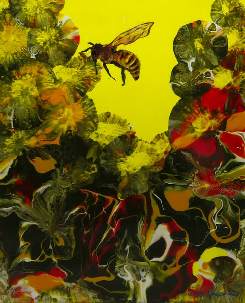 Bee Two Photography Art | Terry Rosiak Images
