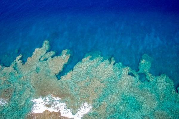 Aerial Reef 2x3