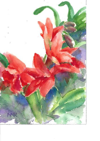 #1  Orchid Art | Nancy Reyna Fine Art