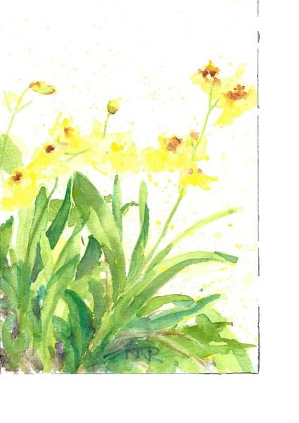 #3  Orchid Art | Nancy Reyna Fine Art