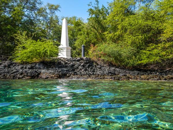 Captain Cook Monument 4x3