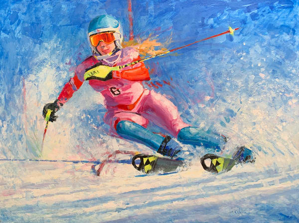She's Flyin' by Eric Wallis.
