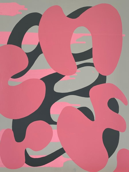 Art Print | Amoeba Fractal 1 Art | Matt Pierson Artworks