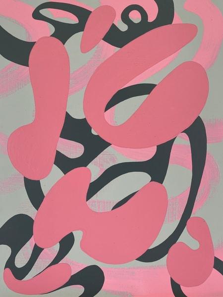 Art Print | Amoeba Fractal 2 Art | Matt Pierson Artworks