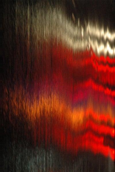 Car Headlights On Serramonte Blvd Photography Art | David Louis Klein