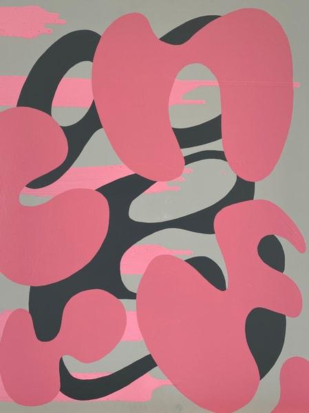 Original Artwork | Amoeba Fractal 1 Art | Matt Pierson Artworks