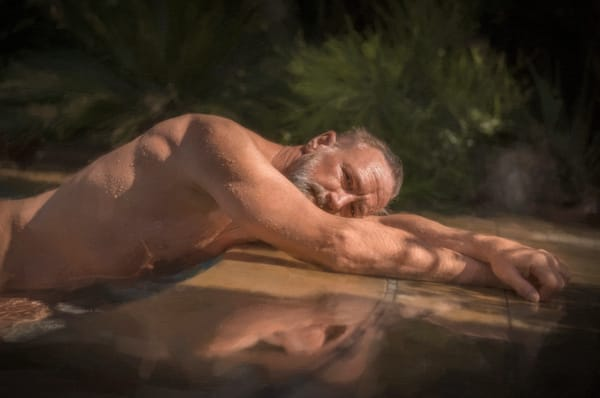 Brian Poolside, men of a certain age, Ben Fink art prints, photo