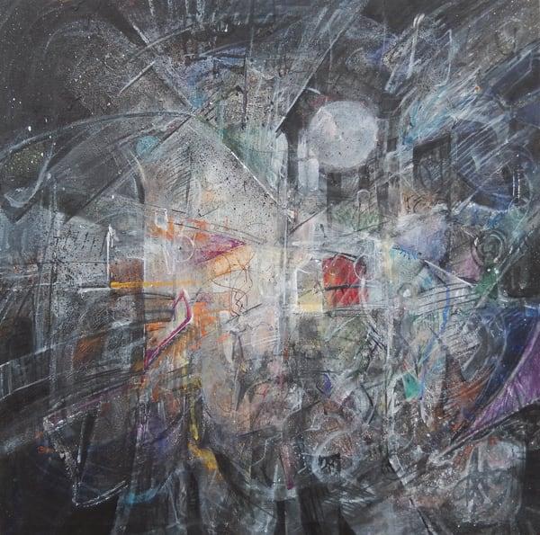 Cluster No.4 Art | Rick Wedel Art & Design