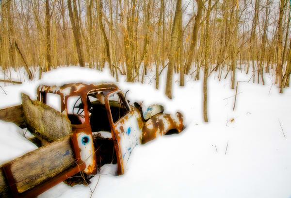 Abandoned Photography Art | Robert Leaper Photography