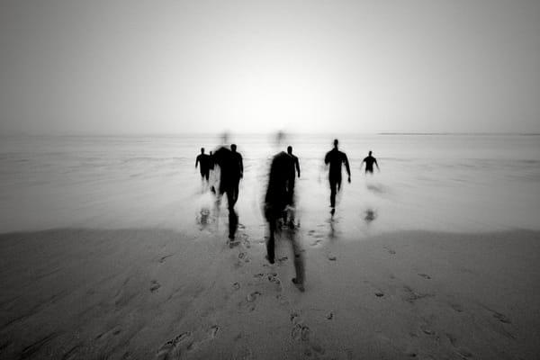Duskmen B&W Photography Art | Phillip Graybill Photography