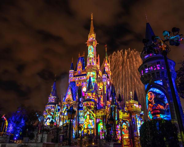 Happily Ever After 67 - Disney World Pics