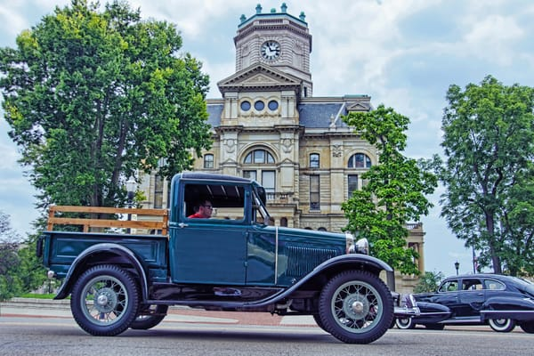 1930/1931 Ford Model A Pickup