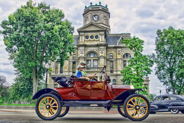 1915/1916 Ford Model T Roadster
