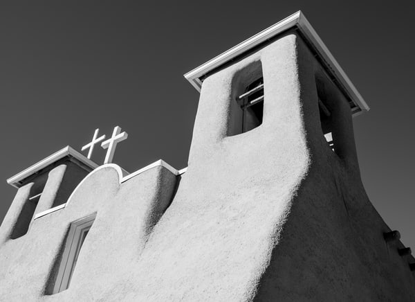 San Francisco Church #1 Photography Art | Kit Noble Photography