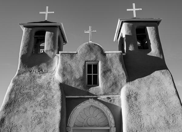 San Francisco Church #2 Photography Art | Kit Noble Photography