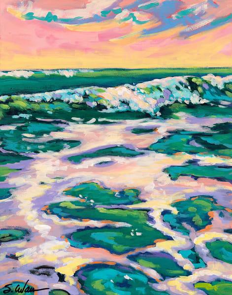 Surf's Up Art | Sally C. Evans Fine Art