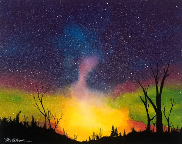 Whats Out There Art | Mickey La Fave