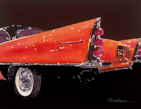 Classic Desoto  Art | Mickey La Fave