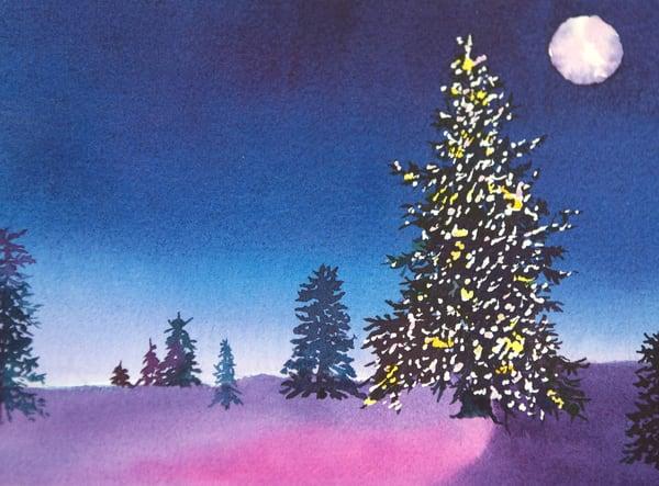 Christmas Art | Mickey La Fave