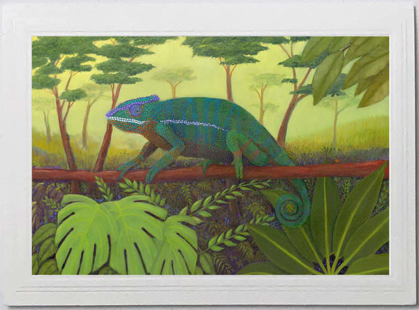 Trozzo Chameleon Card