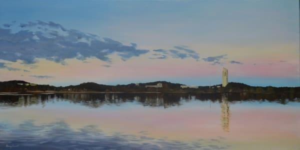 Carellon - Lake Burley Griffin