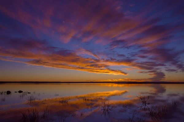 A Colorado Plains Sunset