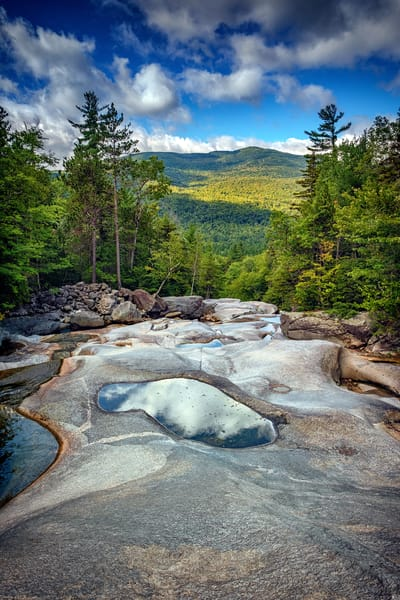 Lookout from Step Falls | Shop Photography by Rick Berk